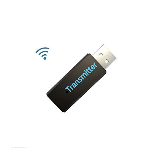 Empfänger, mit 3,5 Mm Audio Adapter für TV Audio PC & Home Stereo Lautsprecher TV Auto Stereo Sound System ()
