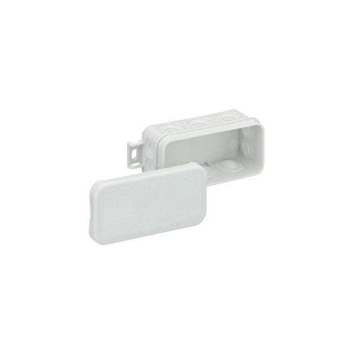 Spelsberg Boîte de raccordement 31090888 (L x l x h) 89 x 43 x 37 mm Gris IP55 1 pc(s)