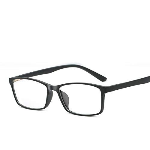 Mkulxina Ultraleichte, Anti-Blaue Farbabstimmung Spiegelgläser gestalten Computer Brillen für Frauen, Männer (Color : Blue)