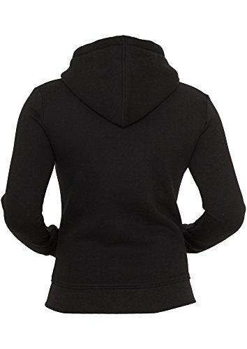 Ladies Hoody Black