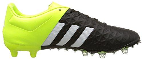 adidas Ace15.2 Terrain Herren American-Football-Schuhe Schwarz / Weiß / Lima