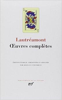 OEuvres complètes de Lautréamont ,Jean-Luc Steinmetz (Sous la direction de) ( 24 septembre 2009 )