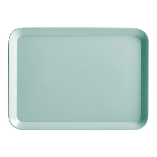 Zeller Melamintablett, Melamin, Wasser, 24 x 18 cm (18 X Serviertablett 24)