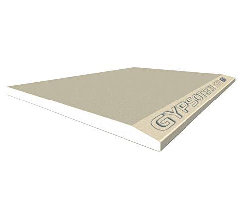 Lastra di cartongesso flessibile spessore 6 mm dim 120 x 300 cm...