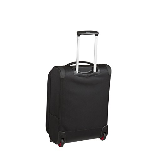 DELSEY AIR ADVENTURE SOFT2 Koffer, 54 cm, 42 liters, Schwarz (Noir) - 3
