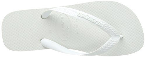 Havaianas Top, Tongs Mixte Enfant Blanc