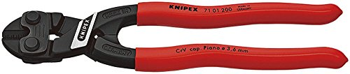 Knipex 71 01 200 CoBolt Kompakt-Bolzenschneider, 200 mm