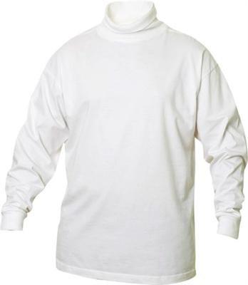 a794ad12e265 Rollkragen - Shirt, der Trend dieser Saison. Super Shirt in Schwarz oder  Weiss zum
