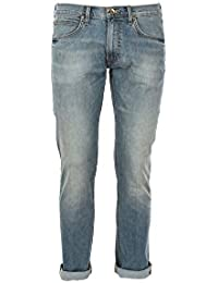 Jeans Uomo Lee 31 Denim L719qaju Primavera Estate 2017