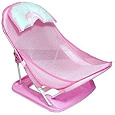 Honey Bee Baby Bather 0 To 9 Months (Pink)