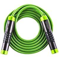 BESPORTBLE 1 Unid Cuerda de Saltar Cuerda de Saltar Ajustable Cuerda de Velocidad Crossfit para Deporte (Verde)