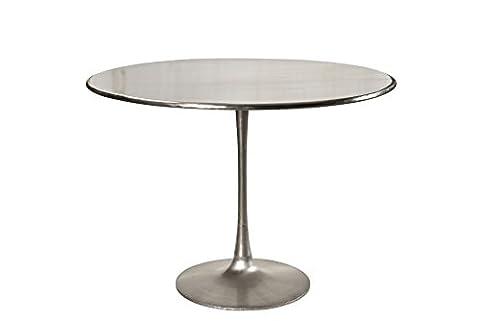 EMOH - TABLE RONDE PIED TULIPE