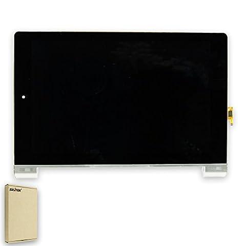 Pour tablette Lenovo Yoga 10B8000–Cadre d'écran tactile LCD Front Cover