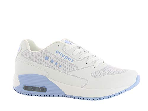 Oxypas Ela SCR, Sportschuhe, Arbeitsschuhe, Sneaker (ElaS4101lbl) - Beliebten Sneakers