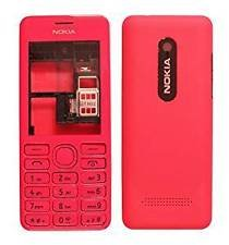 CRISPY FULL BODY PANEL FOR NOKIA ASHA 206 ( MULTI COLOUR ) ( Replacement part )  available at amazon for Rs.369