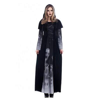 Cultofmoon Disfraz De Bruja De Halloween Mujer Disfraz