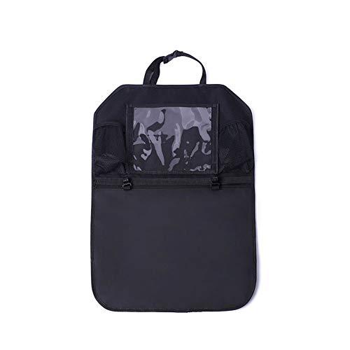 XLD Kinder Hinten Aufbewahrungstasche Kick Pad, Rücksitz Auto Schutztasche, Mit Mehrfach Aufbewahrungstasche Halter, Für IPad Tablet Flasche Flasche Tissue Box Toy Wagon