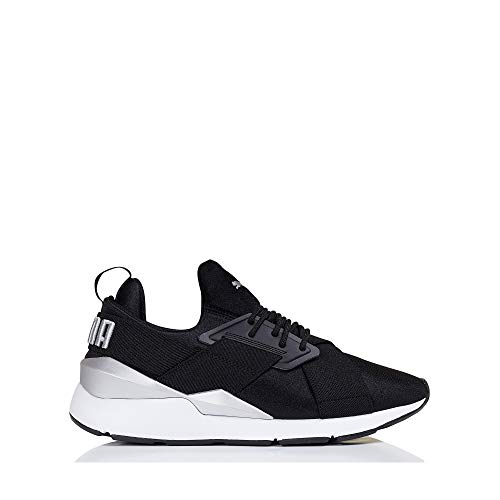 PUMA Muse Satin II WN'S Black 368427 09