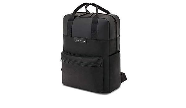 e25c3868eef 'Kapten and Son Bergen Backpack Rucksack Travel Handle: Amazon.co.uk:  Electronics