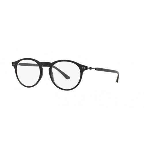 Giorgio Armani Für Mann 7040 Matte Black Kunststoffgestell Brillen, 46mm