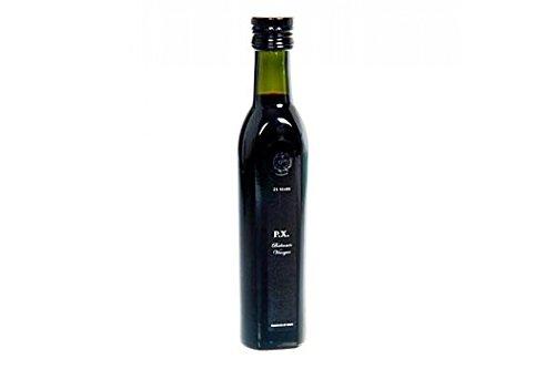 P.X.- Balsamico-Essig vom Pedro Ximénez Sherry, 25 Jahre, Solera, 6% Säure, 250 ml