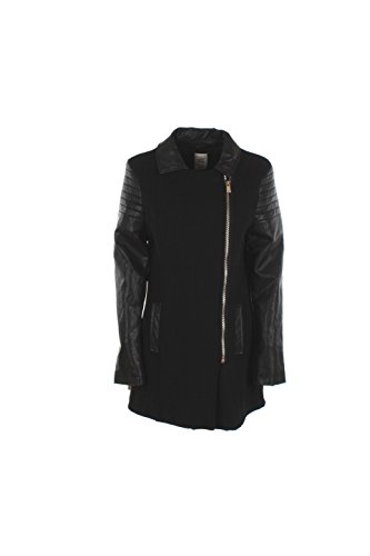Giacca Donna Yes-zee M Nero O007 G700 Autunno Inverno 2016/17