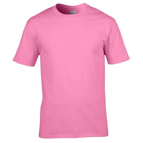 Gildan Mens Premium Cotton Ring Spun T Shirt