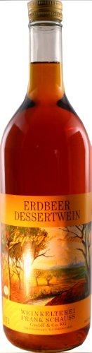 Weinkelterei Schauss Erdbeer Dessertwein (1 x 0.75 l)