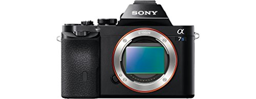 Sony Alpha 7s Digitalkamera (12,2 Megapixel, 7,6 cm (3 Zoll) LCD Display, Full HD, Unkomprimierter Output via HDMI (4K/Full HD), Silent Shooting Modus, staub- und spritzwassergeschützt)