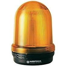Werma Signaltechnik LED EVS LEUCHTE BM 115 230V AC YE