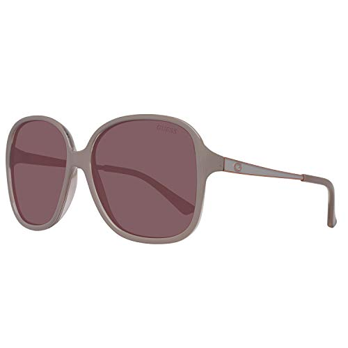 Guess Damen GU7462-5859F Sonnenbrille, Grau (Grey), 58