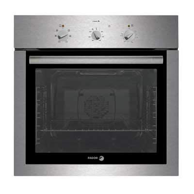 HORNO FAGOR 6H-115AX INDEP MULTIFUNCION INOX