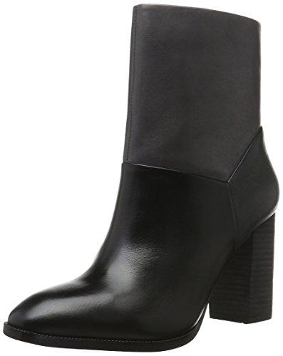 Frauen Aldo-stiefel (ALDO Damen Catheryn Kurzschaft Stiefel, Schwarz (Black Leather/97), 37.5 EU)