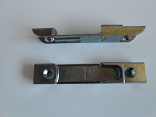 Bayram SI Siegenia Schließblech A0420 420 0420 silber Kantenschließblech für Holzfenster