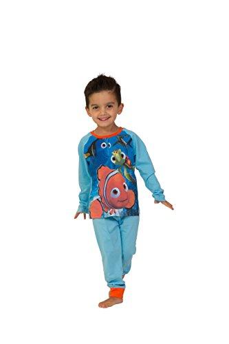 Disney-alla-ricerca-di-Nemo-Pigiama-Pjs-Pigiama-da-2-a-5-anni