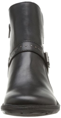 Kickers Groove Boots, Stivali Donna Nero  (Noir (Noir 8))