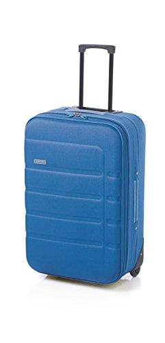 Modelo WAVY Maleta Cabina 2 Ruedas - Azul