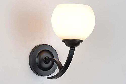 PIN Moderne minimalistische nachttischlampe led wandleuchte schlafzimmer zimmer eisen wandleuchte zimmer flur wandleuchte flur lampen e27 -