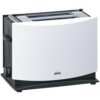Braun HT450 MultiToast Toaster 372295, weiss