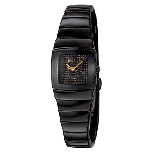 Rado Damen-Armbanduhr Sintra Jubilé mit Diamanten Analog Quarz R13819732