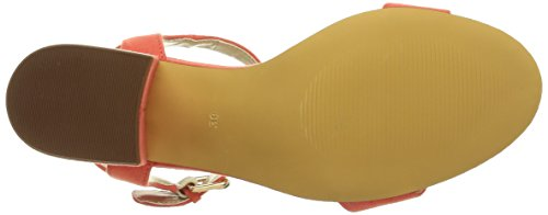 Another Pair of Shoes Selina K, Sandales Bride cheville femme Rose (coral35)