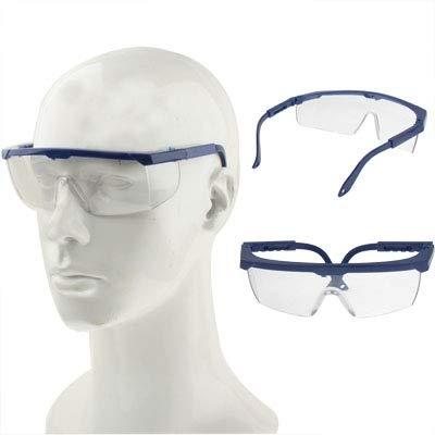 Easy Go Shopping Schutzbrille für Staubnebel/Schutzbrillen Sonnenbrillen und Flacher Spiegel