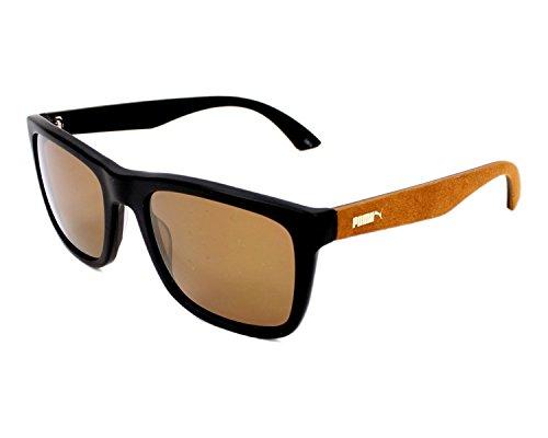 Puma Sonnenbrille (PU0040S 001 - Herren Puma Sonnenbrille