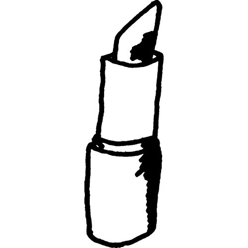 Azeeda A8 'Lippenstift' Stempel (Unmontiert) (RS00029058)