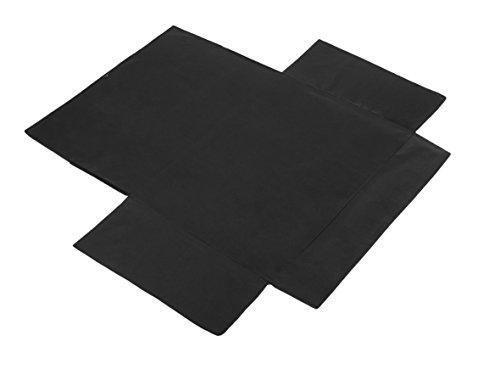 Walser 13610-0 Cäsar Kofferraumdecke, Kofferraummatte | Universeller Kofferraumschutz fürs Auto | Schmutzabweisende Decke für den Kofferraum