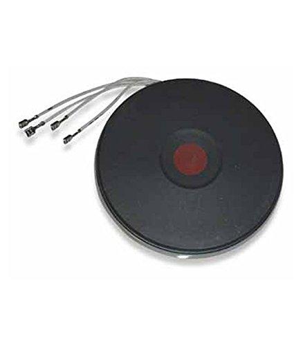 Plaque chauffante Diamètre 145mm , puissance 1500W. Branchement à fils. adaptable sur une large gamme d'appareils et de Kitchenettes sans borniers.