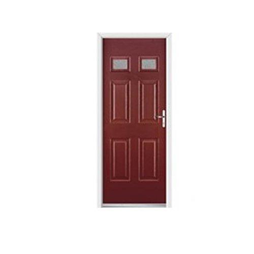 QualDoors Regency Rock Door Einzigartiger Stil Griffe und Schlösser enthalten -