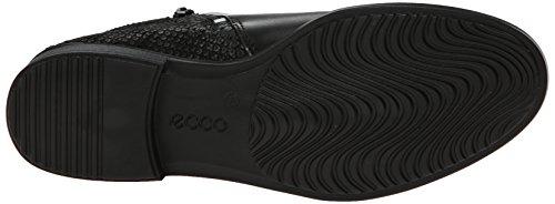 ECCO Touch 15 B, Stivaletti Donna Nero(Black/Black 53994)