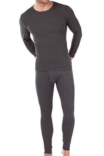 MT® Herren Thermowäsche Set Anthrazit-L