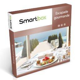 Coffret cadeau Smartbox - Escapade gourmande